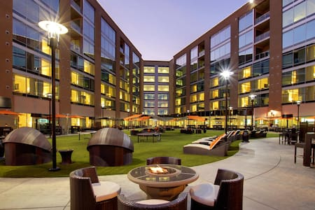 University Plaza Waterfront Hotel - Stockton - Inny