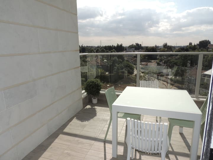 Cozy appartement in Beith Elyezer HADERA