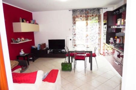 """ your place"" - two rooms flat with garden - Seriate - Apartamento"