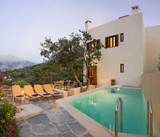 Amari Villas: calm and comfort in the real Crete - Amari - Vila