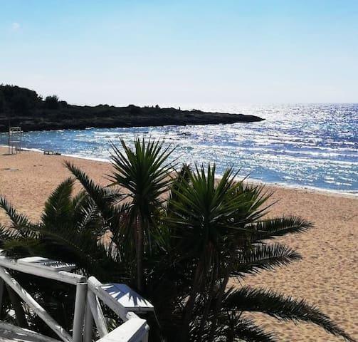 Salento -  villetta a 300 mt dalla spiaggia