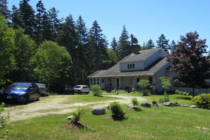 Tidal Vista, Downeast Maine