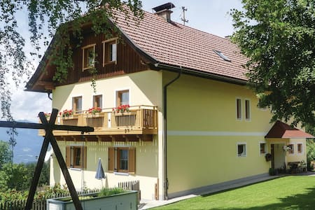 Holiday apartment with 1 bedroom on 45m² in Fresach