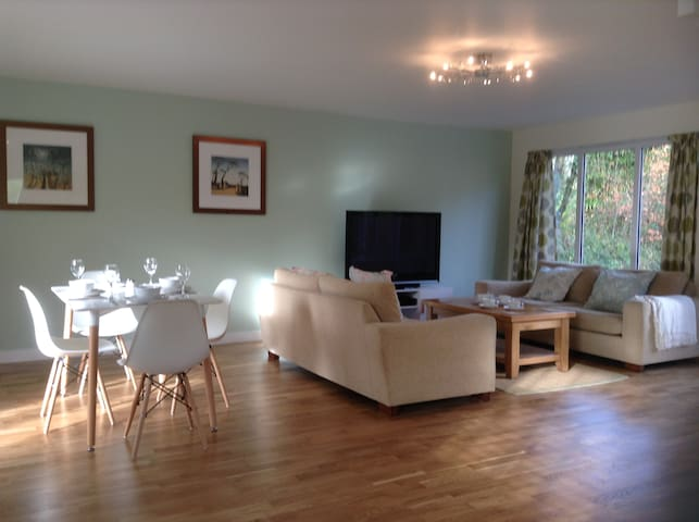 Rose Lodge - a home from home in West Cornwall