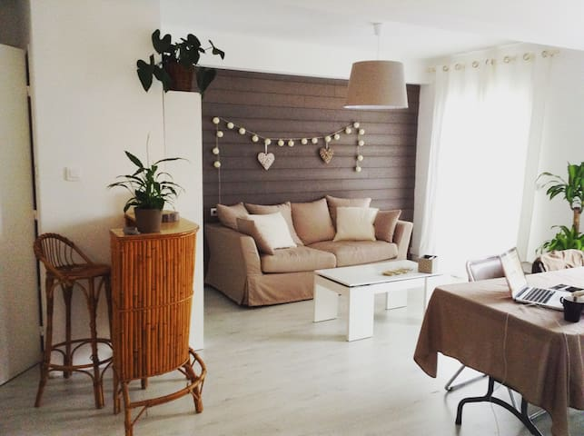 Appartement cosy climatise - Perpignan - Wohnung