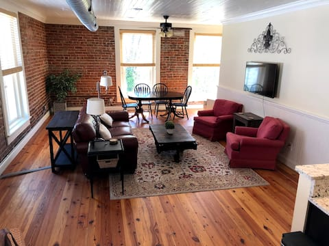 Downtown Wake Forest Loft #1