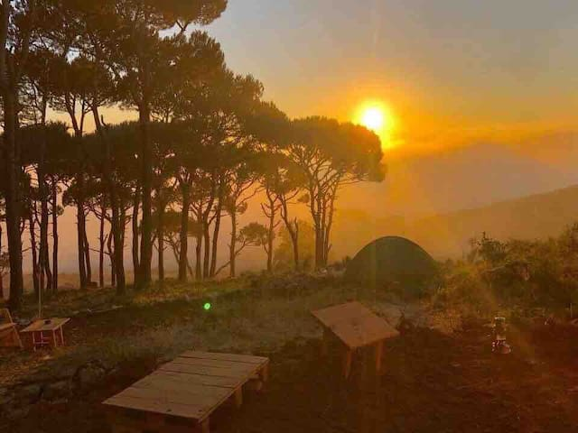 Barouk Primitive Campsite