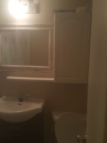 Clean apartment in St Boniface