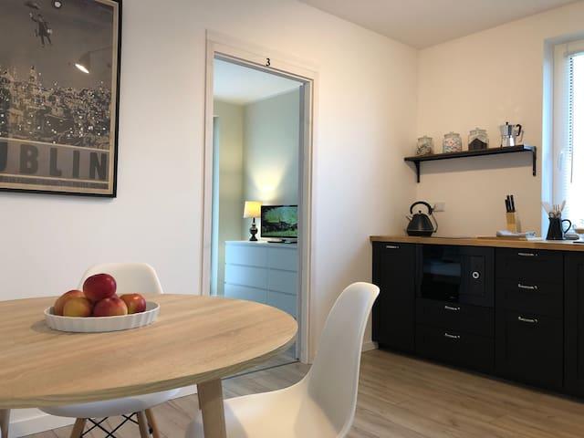 Apartament Parion na Nowym Świecie