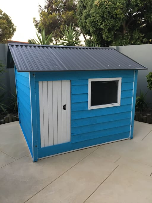 Front Garden Cubby House
