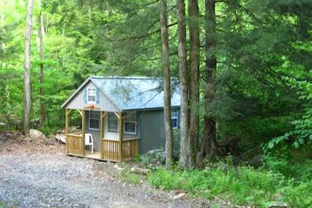 Cabin B at Abrams Creek