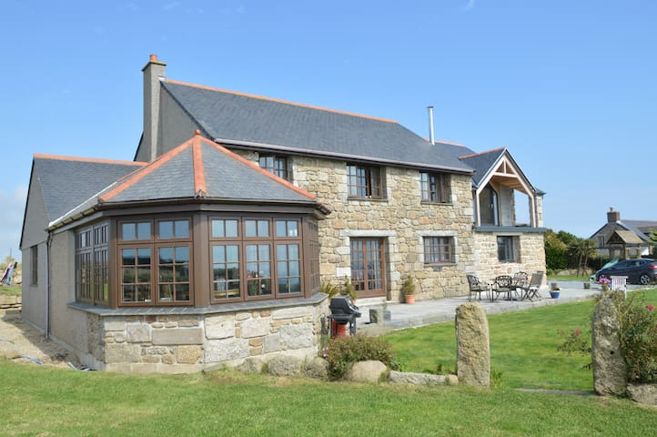Trendrennen Farm Bed and Breakfast - Porthcurno - Inap sarapan