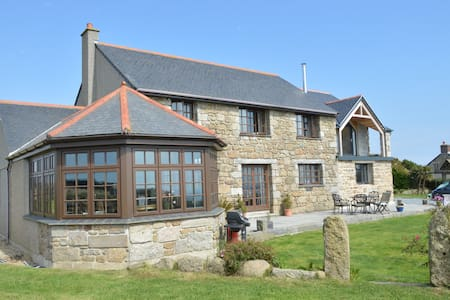 Trendrennen Farm Bed and Breakfast - Porthcurno