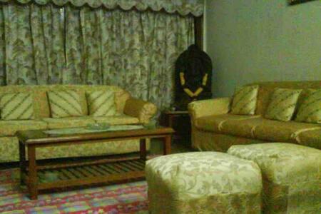 Private space in central Delhi