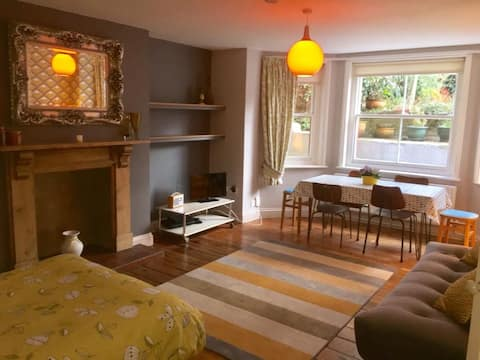 Funky Unthank Road City apartment