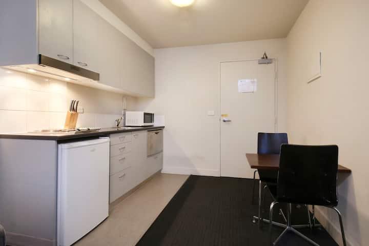 One Bedroom Apartment 11