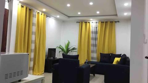 Appartement cosy et contemporain à Yaoundé