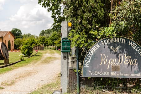 Appartamento Pioppo in Toscana - Capannoli - Apartament