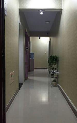 舒适大床房 - 安阳市 - Apartment