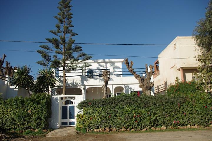 House near the beach,50m.  near mohamedia