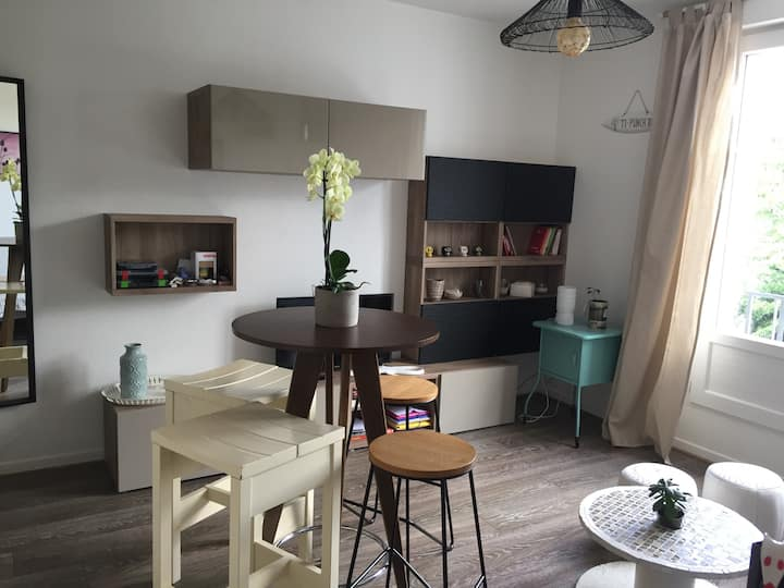 Appartement T2 proche centre ville La Rochelle