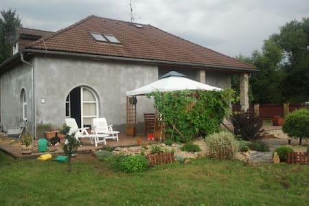 Soukromý dům + velká zahrada - Most