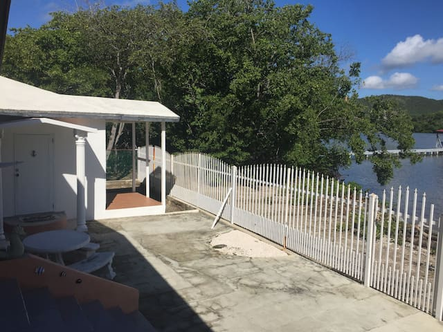 Waterfront Apartment at Ensenda Bay - Guanica - Lägenhet