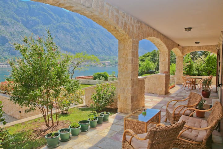 Kotor Home with a View