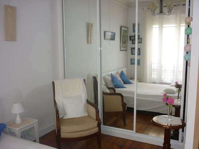 Chambre Privée Batignolles / Montmartre & PDEJ