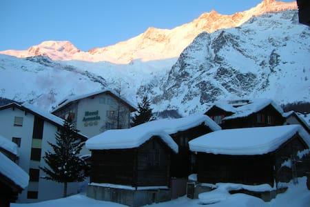 Alpenhof,  in the center of Saas-Fee !!!