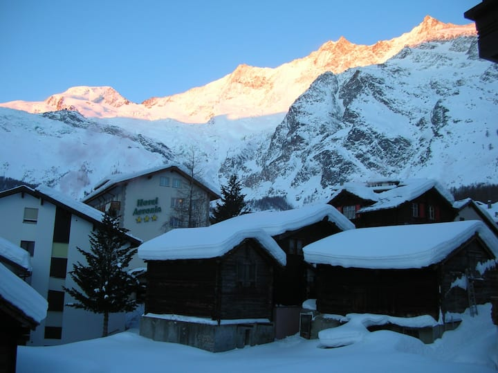 Alpenhof,  in the center of Saas-Fee !!!