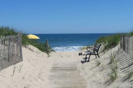 A Zen Peaceful Weekend  E Quogue Artist Retreat - East Quogue - Hus
