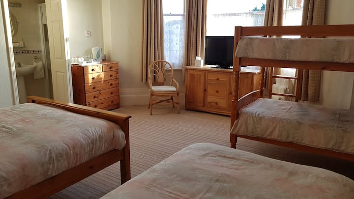 Family Room at The Wycliffe Guest House