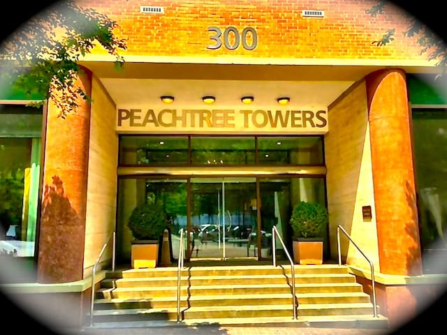 Downtown Sought After Condo with RESERVED PARKING - Atlanta - Condominium