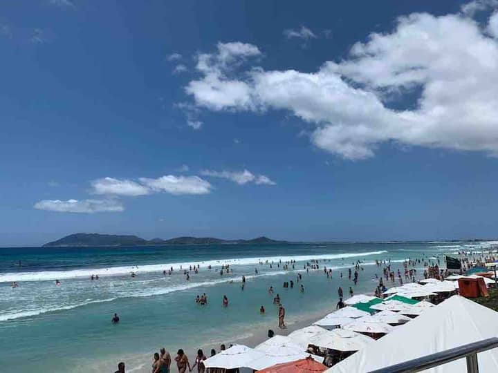 Special location - Praia do Forte Beach Cabo Frio