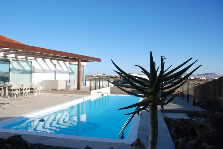 Mascarena house - Design and Relax in Lajares