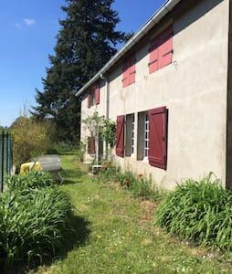 Pittoresk landelijk familiehuis - Marcheseuil