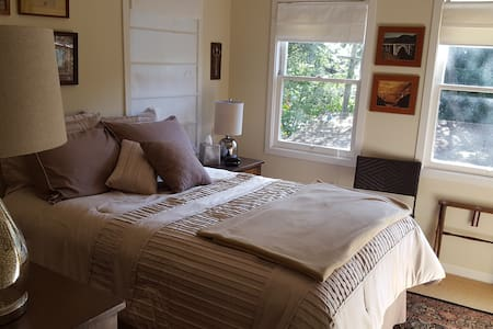 Redwoods Getaway - up in the woods! - Mill Valley - Ház