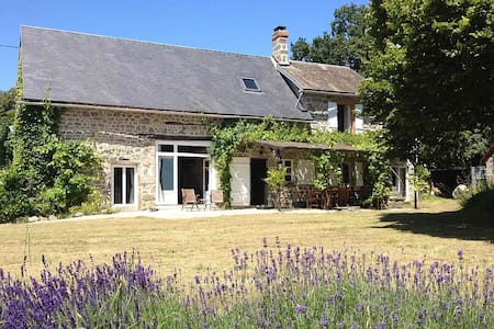 Beautiful 17th Century Farmhouse - Rougnat