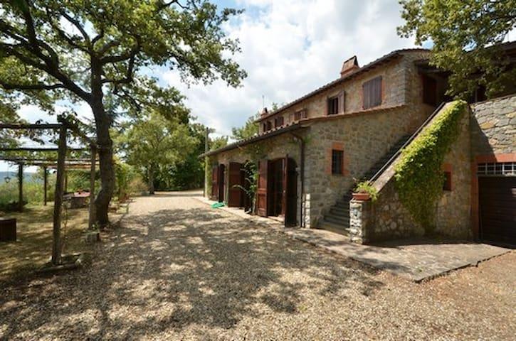 Casale Riecinino - Gaiole In Chianti - Villa