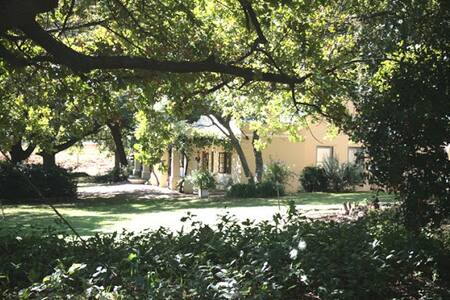 Erzette Farm house - Rawsonville