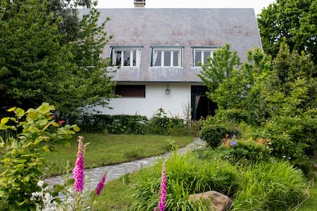 Appartement  plein pied Baie du Mont Saint Michel - Champeaux