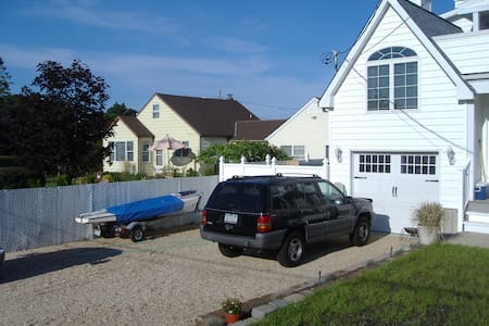 Smith Point Beach House - Shirley - Bed & Breakfast
