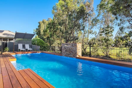 The Yarrawonga Pool House