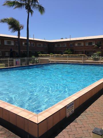 Chill beach front apartment - Miami - Apartmen