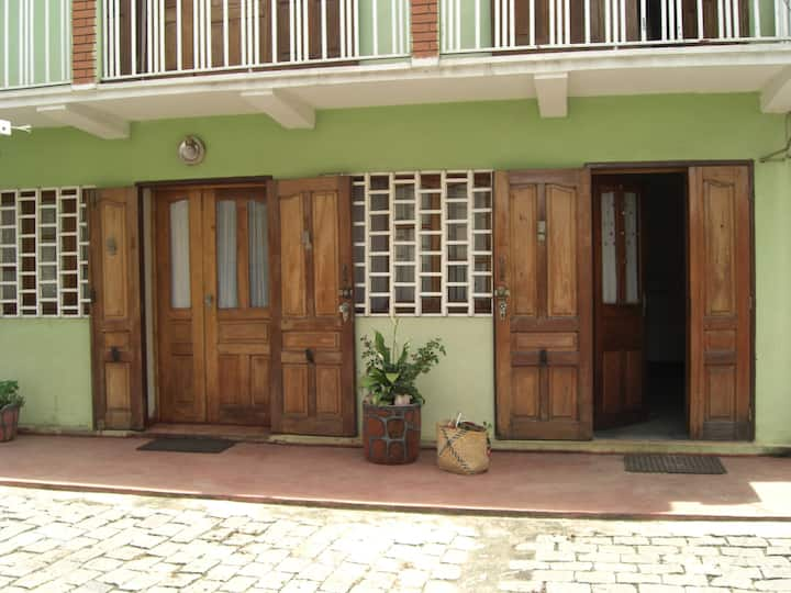 Hebergement à Antananarivo