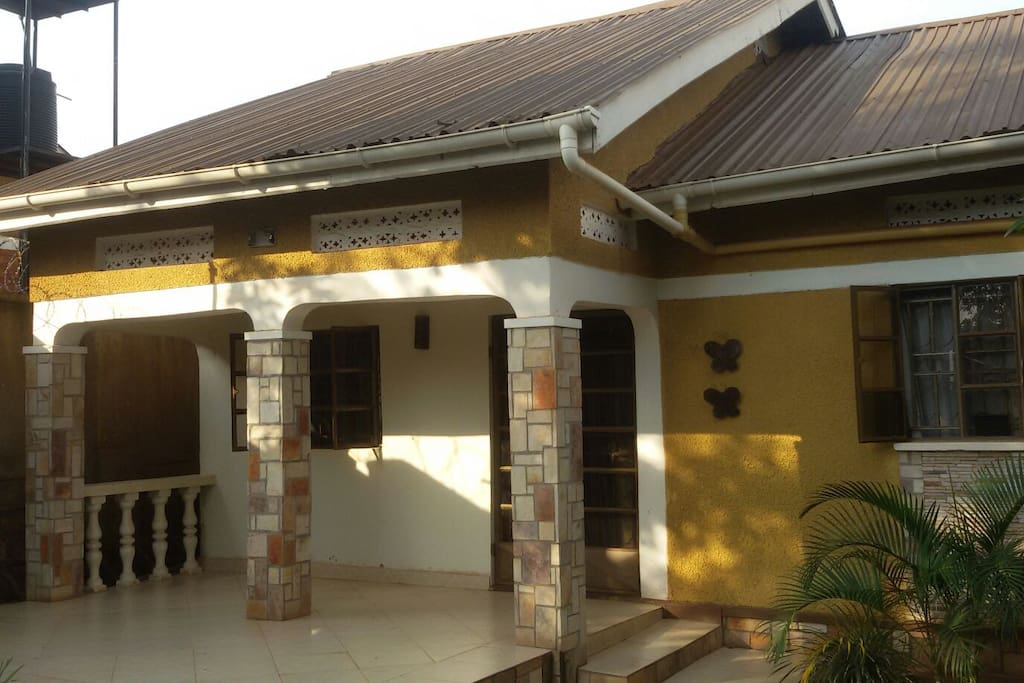 Two Bedroom House In Gated Compound Houses For Rent In Kampala Central Region Uganda