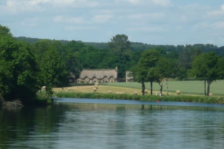 La Grange, La Garenne, Select Cottages, sleeps 6/7 - Languidic - Huis