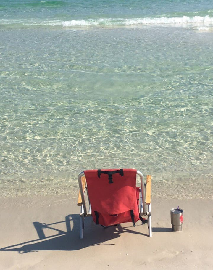 Simple Life on the Beach