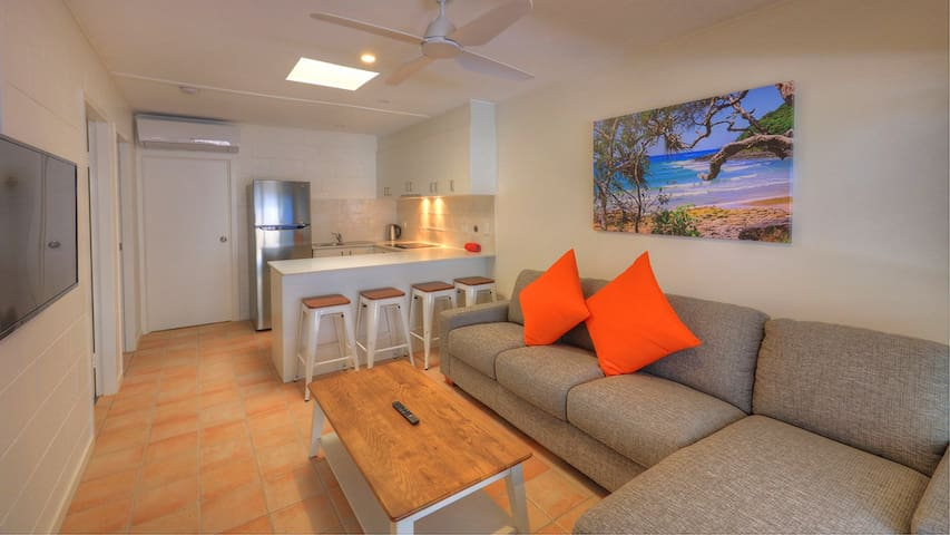 Noosa Junction Apartments  Apt.1